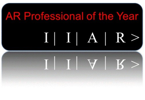 AR Professional of the Year