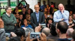 The three CEOs of Microsoft